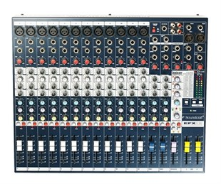 Soundcraft Efx12 Deck Mikser