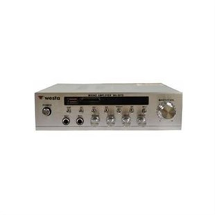 Westa WA-507 DS Anfi 2x30 Watt Usb/Sd/Mp3